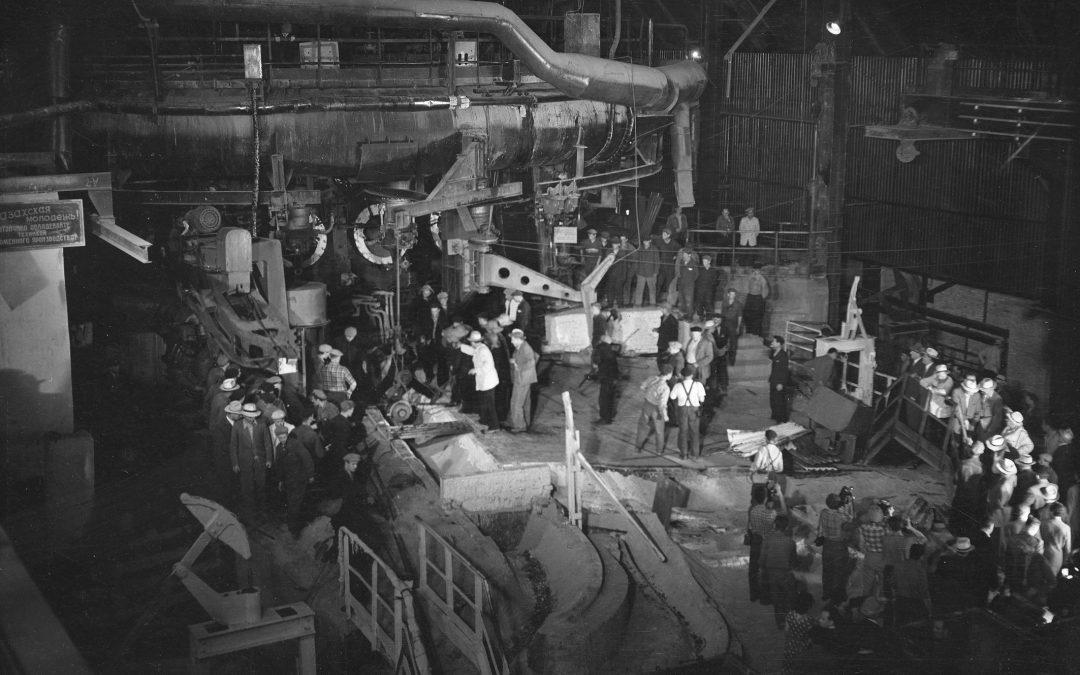 День рождения флагмана казахстанской металлургии